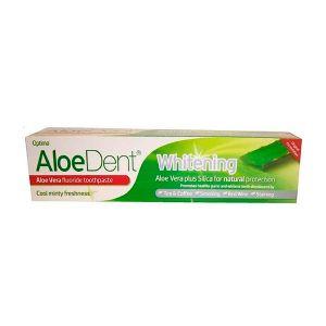 Optima Aloedent Pasta Dentífrica Branqueadora Com Flúor