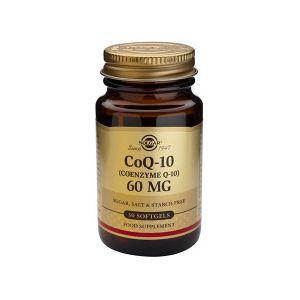Solgar Coenzima Q-10 60Mg Cápsulas