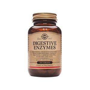 Solgar Enzimas Digestivas Comprimidos