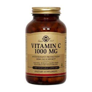 Solgar Vitamina C 1000Mg Cápsulas