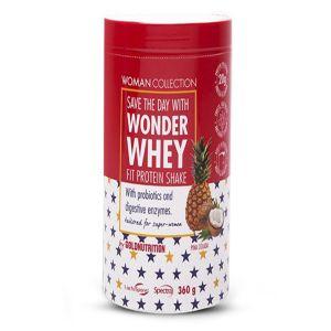 Goldnutrition Wonder Whey Piña Colada - Fit Protein Shake