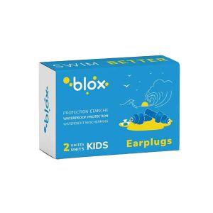 Blox Tampões Para Ouvidos Aqua Junior - 1030
