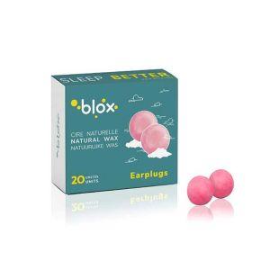 Blox Tampões Para Ouvidos Natural Wax - 1177