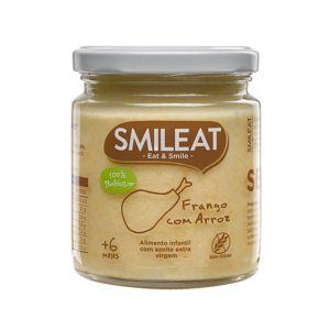SMILEAT - Boião Frango com Arroz Ecológico