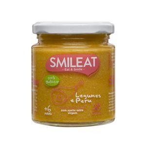 SMILEAT - Boião Peru com Legumes Ecológico
