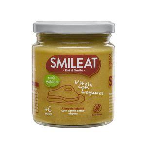 SMILEAT - Boião Vitela com Legumes Ecológico