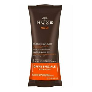 Nuxe Men Gel Duche Duo