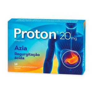 Proton 20 Mg Cápsulas