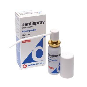 Dentispray Solução Gengival 5%