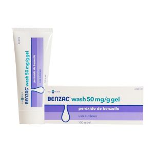 Benzac Wash 5 Gel