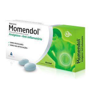 MOMENDOL 200 MG COMPRIMIDOS