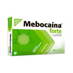 Mebocaína Forte Pastilhas