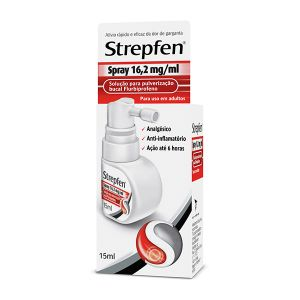 Strepfen Spray