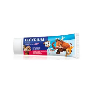 Elgydium Kids Gel Dentífrico Morango Idade Do Gelo