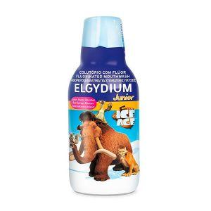 Elgydium Júnior Colutório Idade Do Gelo