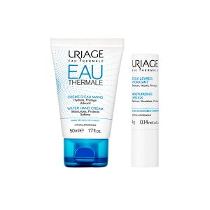 Uriage Eau Thermale Creme Mãos + Stick Labial