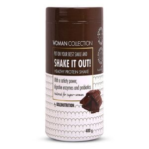 Goldnutrition - Shake it Out Chocolate - Healthy Protein Shake