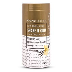 Goldnutrition - Shake it Out Vanilla - Healthy Protein Shake