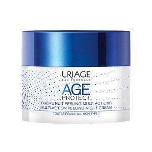 Uriage Age Protect Creme De Noite Peeling