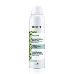 Vichy Dercos Nutrients Detox Champô Seco