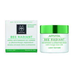 Apivita Bee Radiant Creme Ligeiro
