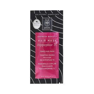 Apivita Express Beauty Máscara Capilar Tonificante Com Hippophae Tc