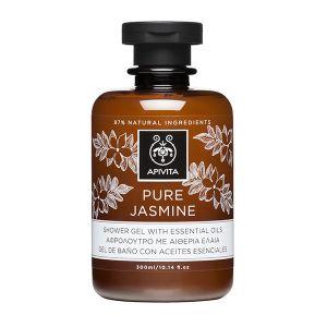 Apivita Pure Jasmine Gel Banho