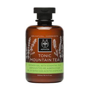 Apivita Mountain Tea Gel Banho