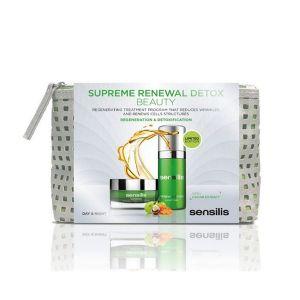 Sensilis Coffret Supreme Renewal Detox