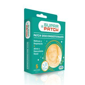 Supra Patch - Descongestionante