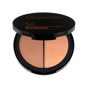 Skinerie Sunkiss Glow Bronzer & Illuminator