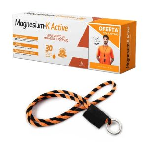 Magnesium-K Active C/ Oferta Fita Lanyard