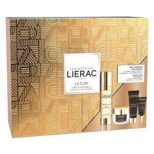 Lierac Premium La Cure Coffret Concentrado Oferta Creme, Máscara e Creme Olhos