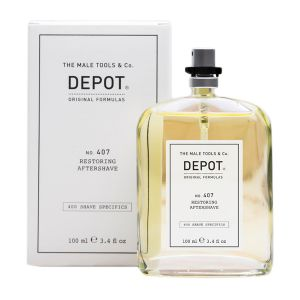 DEPOT N. 407 AFTERSHAVE RESTAURADOR