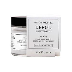 Depot N. 401 Creme Protetor Pré & Pós Barbear