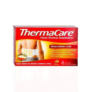 Thermacare Faixa Térmica Lombar/Anca