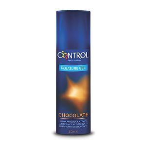 CONTROL PLEASURE GEL CHOCOLATE