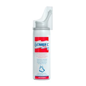 LYOMER C PLUS SPRAY NASAL