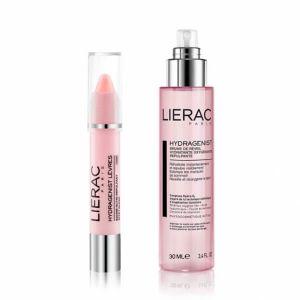 Lierac Hydragenist Bálsamo Lábios Rosa+ Oferta Bruma Hidratante
