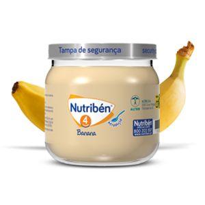 Nutribén Boião Banana