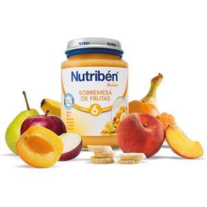 Nutribén Boião 6 Frutas