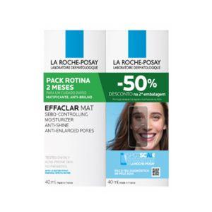 La Roche-Posay Effaclar Mat- 50% Desc 2ª emb.