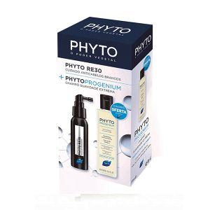 Phyto Pack RE30 Cuidado Anticabelos Brancos