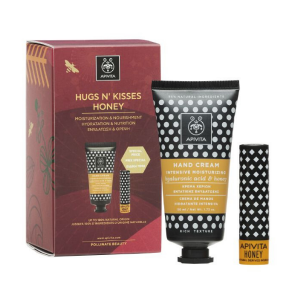 Apivita Coffret Hug N' Kisses Honey