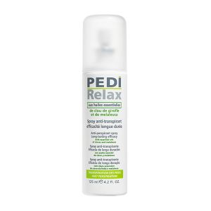 Pedi Relax Spray Antitranspirante