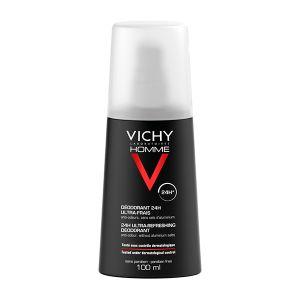 Vichy Homme Desodorizante Vaporizador Regulação Intensa