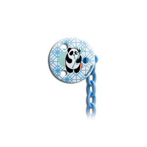 Suavinex - Corrente Redonda Clip ''Panda''