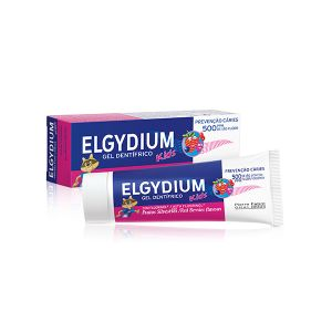 Elgydium Kids Pasta Dentífrica Frutos Silvestres
