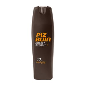 Piz Buin Allergy FPS30 Spray Pele Sensível Ao Sol