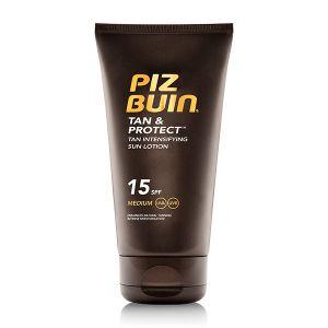Piz Buin Tan & Protect FPS15 Loção Intensificadora De Bronzeado